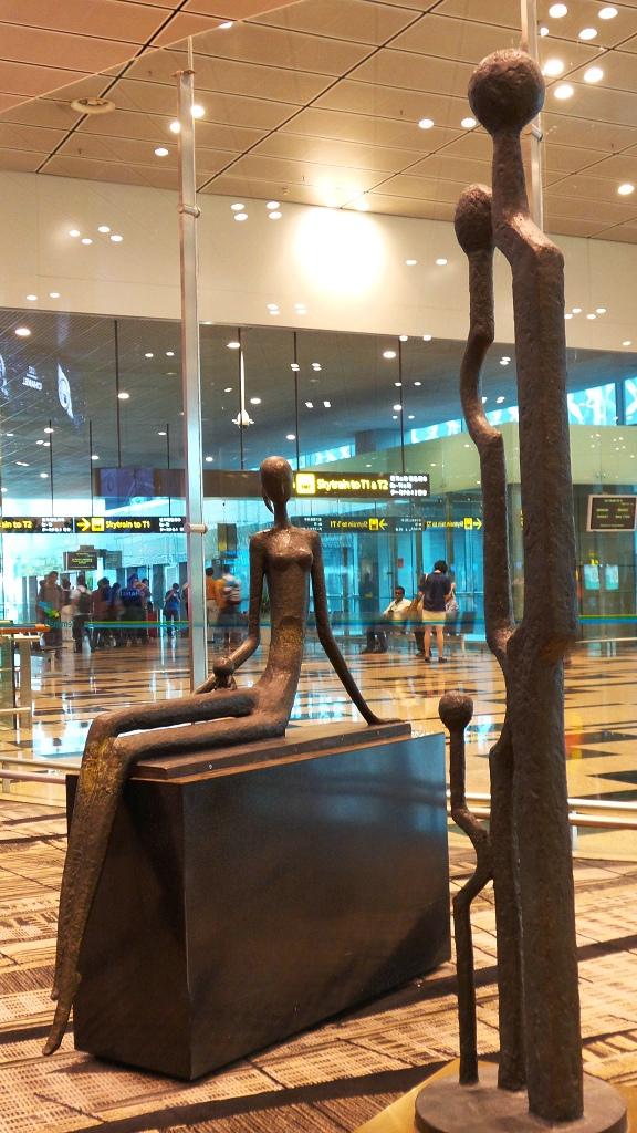 樟宜机场王者香  (手机拍)_图1-16