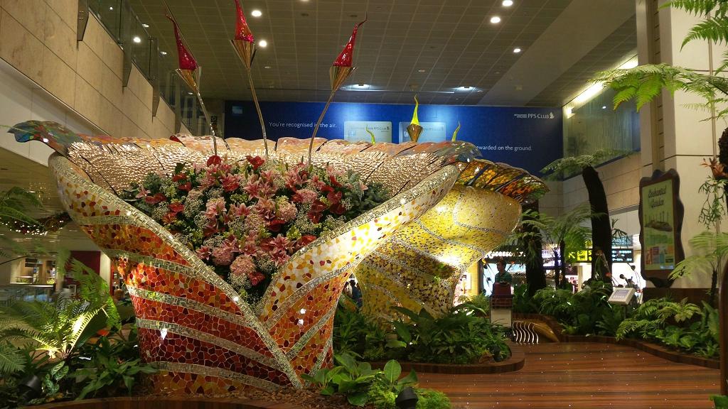 樟宜机场王者香  (手机拍)_图1-27