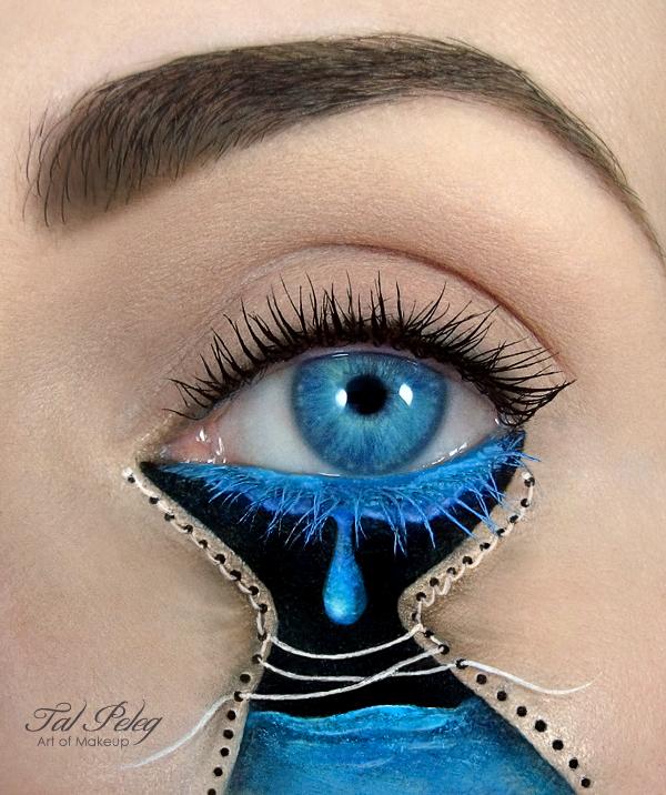 【攝影蟲】眼皮作画布的化粧藝術家_图1-13