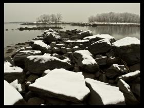 走-拍  今天的雪