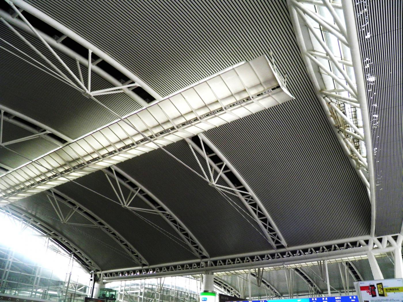 鲸鱼肚里发飞梭-广州南站_图1-10