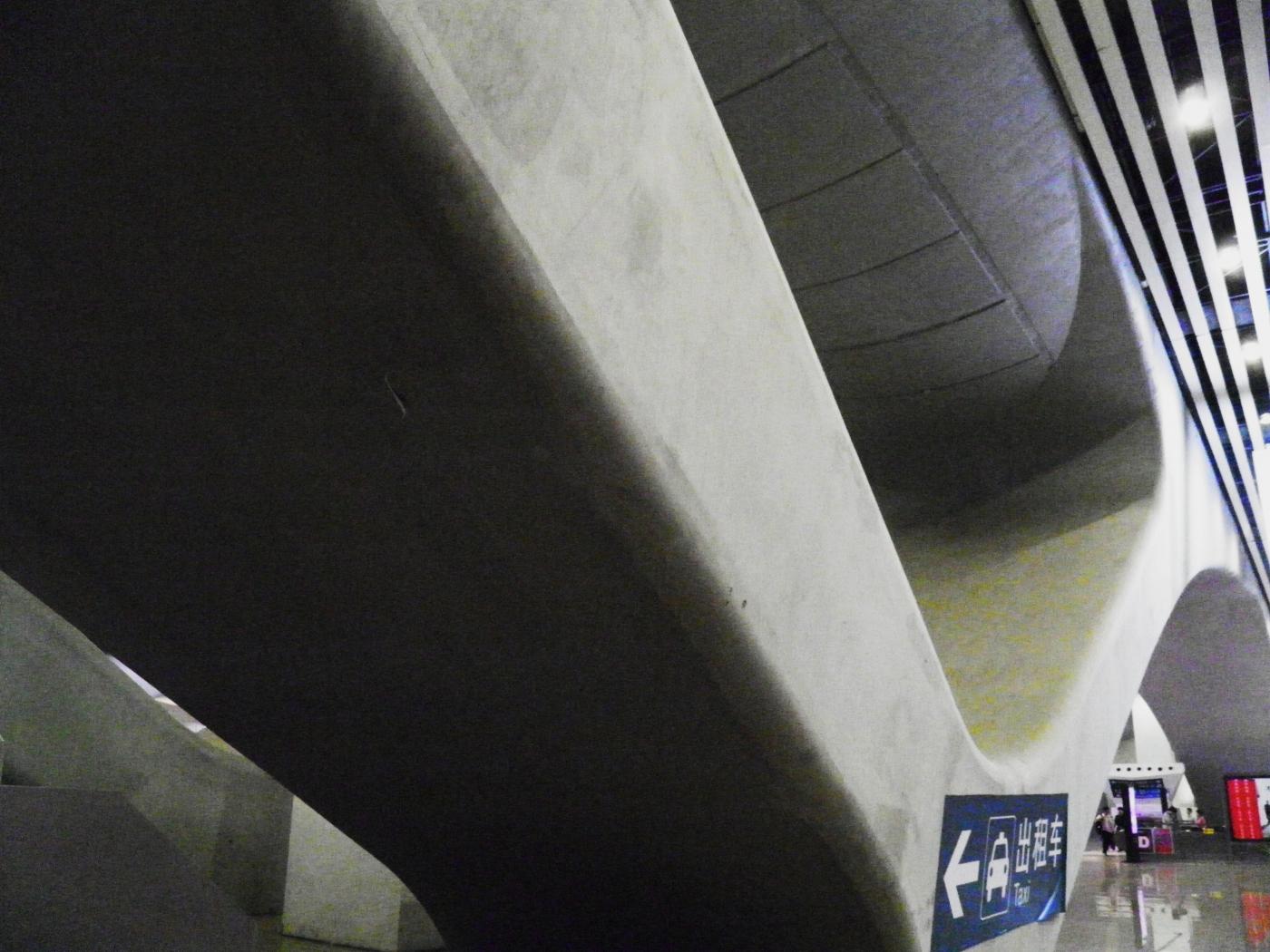 鲸鱼肚里发飞梭-广州南站_图1-4