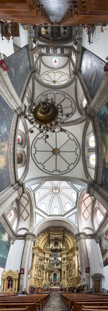 【攝影蟲】顛覆傳統的教堂全景照_图1-1