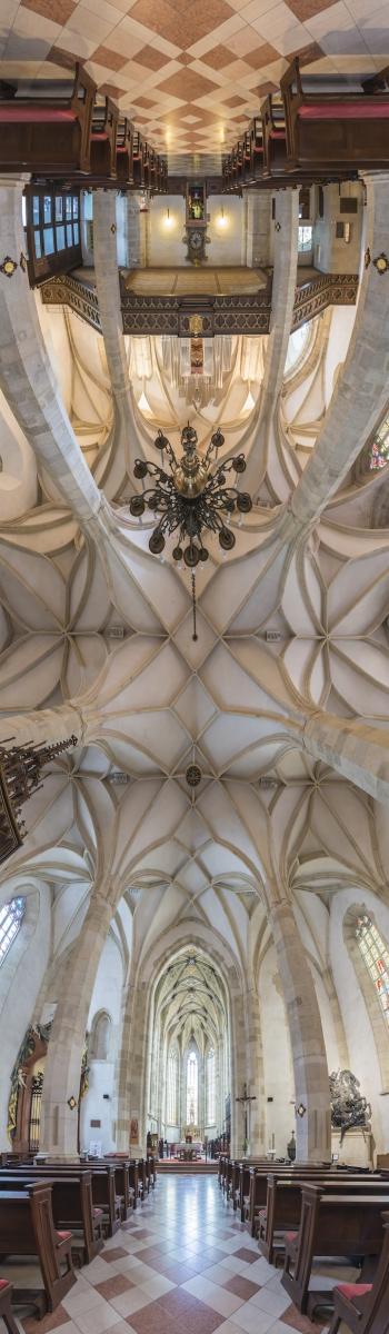 【攝影蟲】顛覆傳統的教堂全景照_图1-4