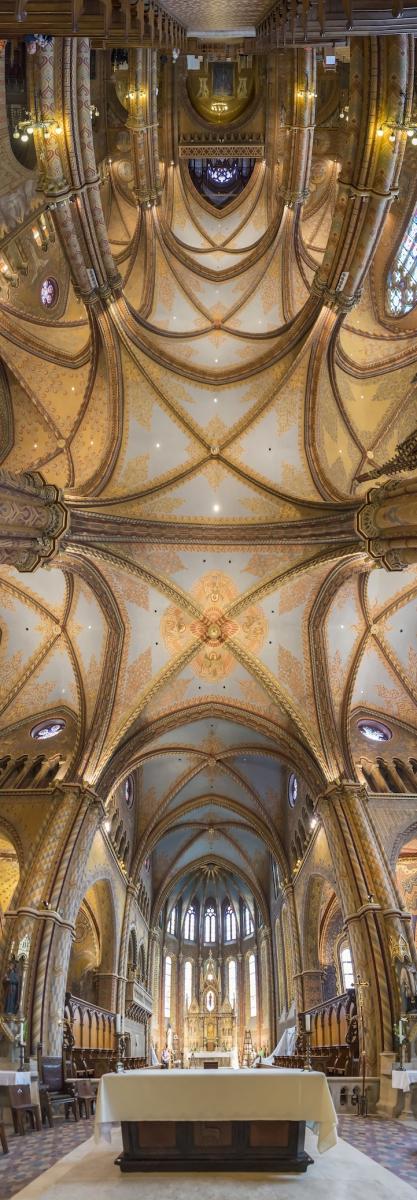 【攝影蟲】顛覆傳統的教堂全景照_图1-5