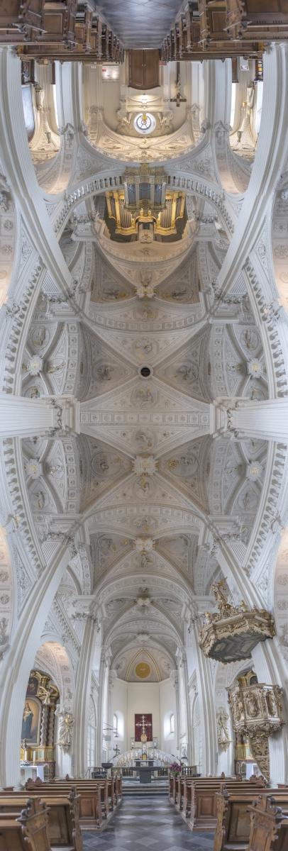 【攝影蟲】顛覆傳統的教堂全景照_图1-8