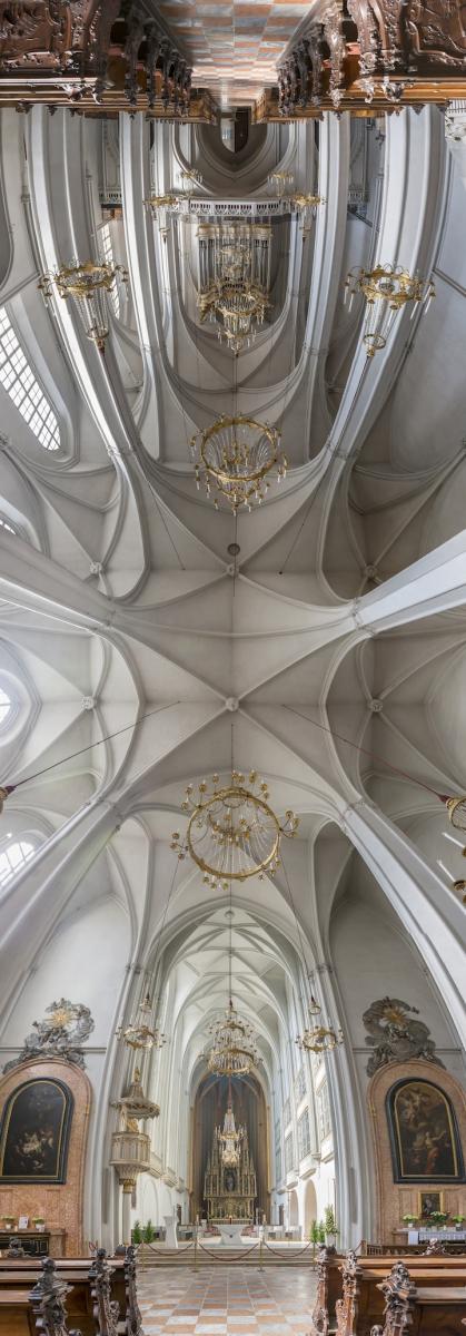 【攝影蟲】顛覆傳統的教堂全景照_图1-9