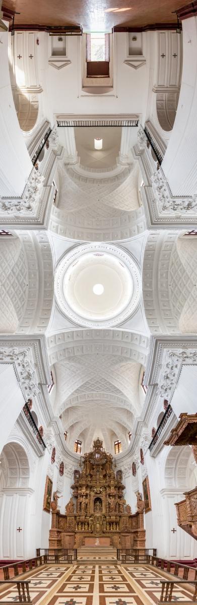 【攝影蟲】顛覆傳統的教堂全景照_图1-10