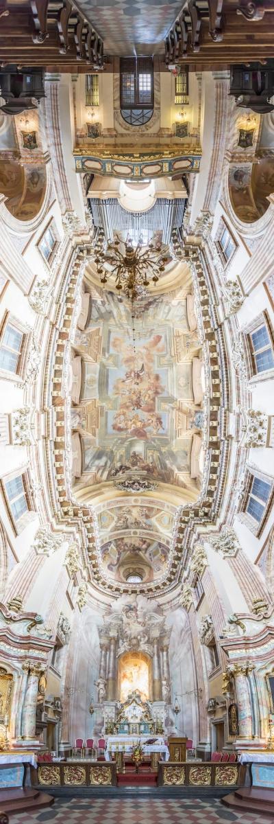 【攝影蟲】顛覆傳統的教堂全景照_图1-11