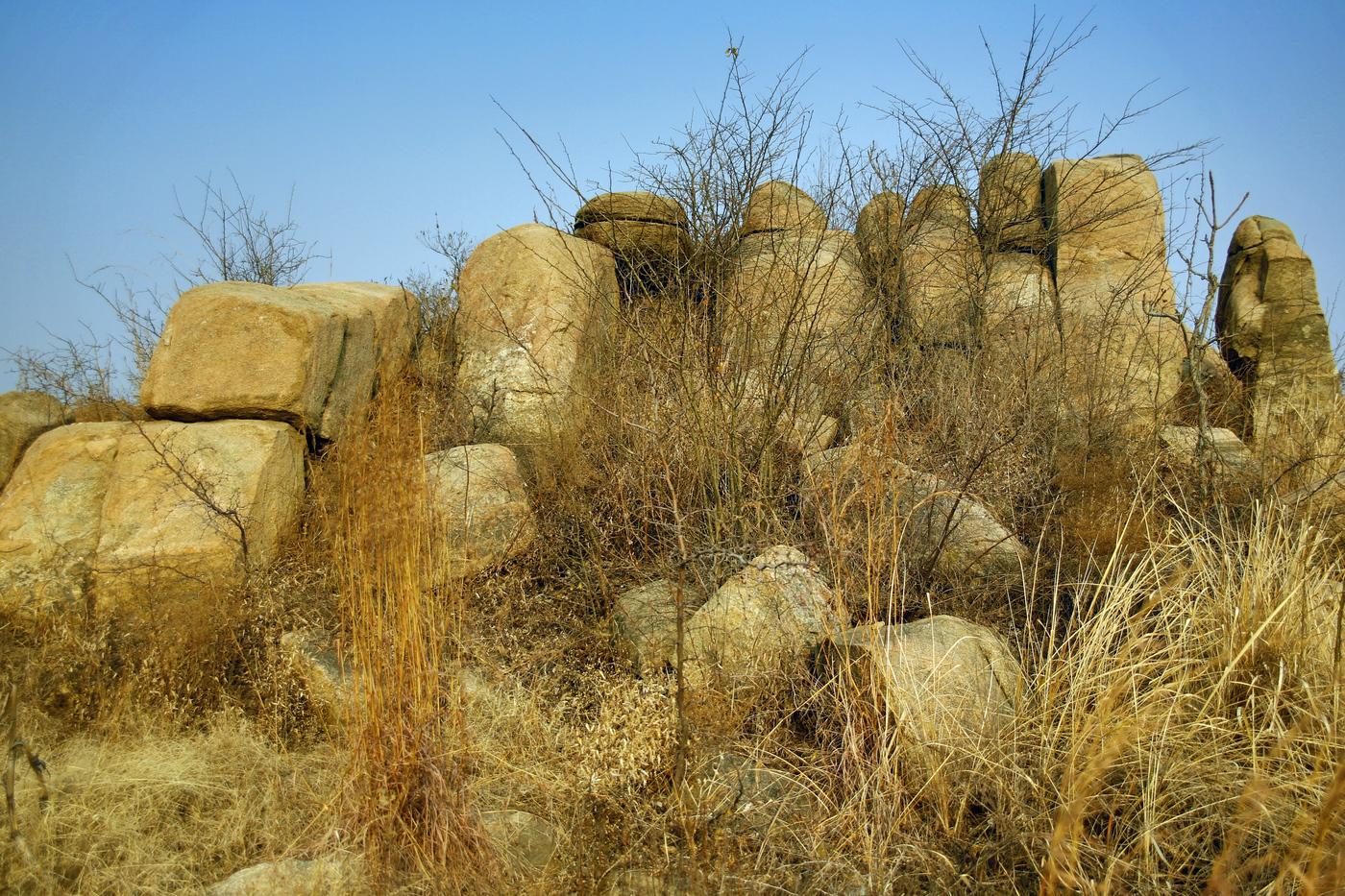 临沂费县有个盆景山     一_图1-22