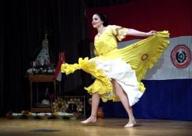 巴拉圭民族舞蹈
