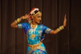 印度舞欢庆圣诞