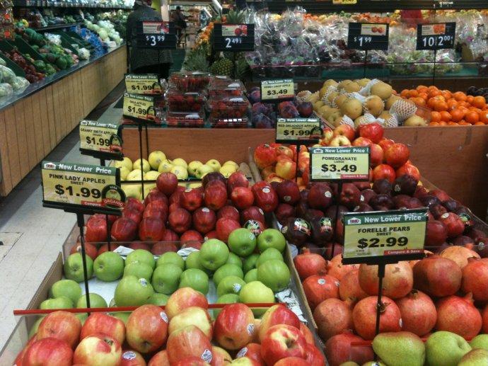 初到美国在超市遭遇的新鲜事_图1-1