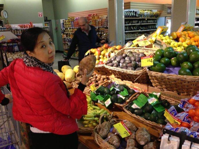 初到美国在超市遭遇的新鲜事_图1-4