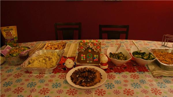 我家的圣诞大餐_图1-3