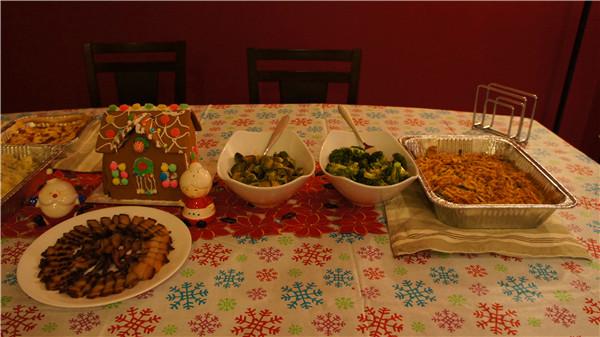 我家的圣诞大餐_图1-5