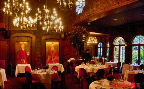 纽约最适合约会的浪漫餐厅_图1-1