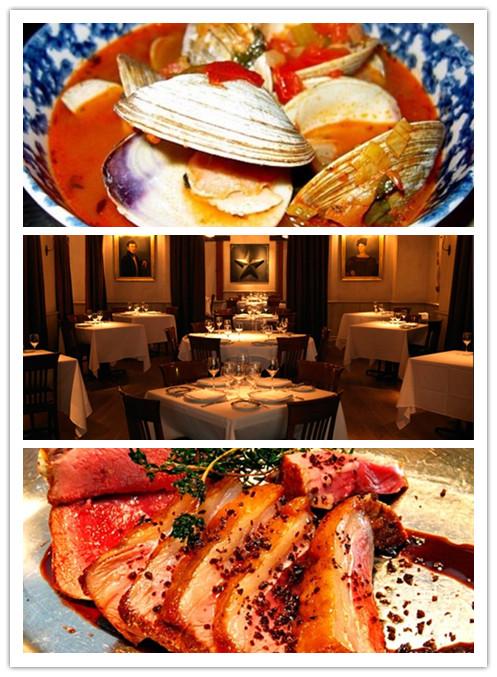 纽约最适合约会的浪漫餐厅_图1-4