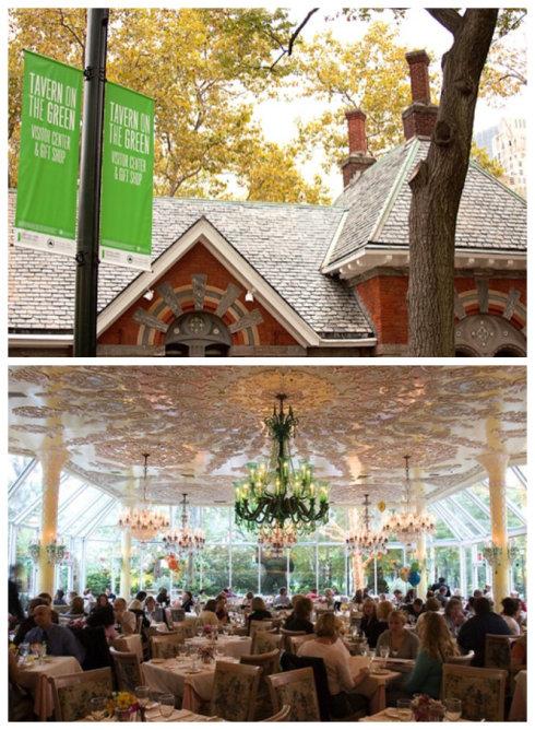 纽约最适合约会的浪漫餐厅_图1-10