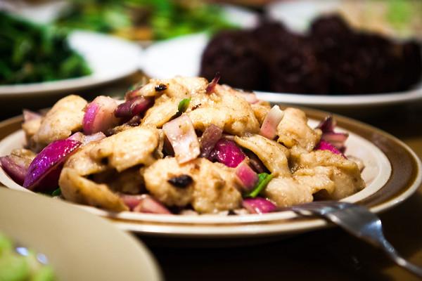 【自由鸟】上海居家男人做的一桌美味佳肴,色香味俱全_图1-2