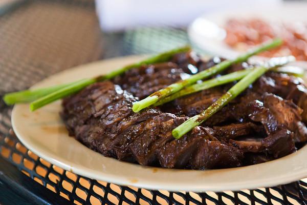 【自由鸟】上海居家男人做的一桌美味佳肴,色香味俱全_图1-3