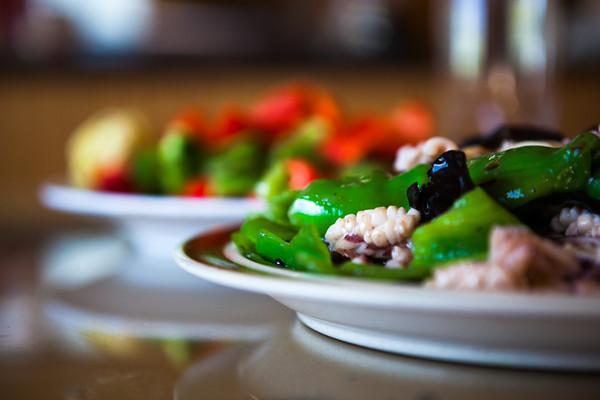 【自由鸟】上海居家男人做的一桌美味佳肴,色香味俱全_图1-11