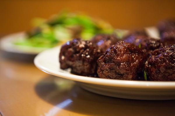 【自由鸟】上海居家男人做的一桌美味佳肴,色香味俱全_图1-1