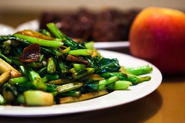 【自由鸟】上海居家男人做的一桌美味佳肴,色香味俱全_图1-13