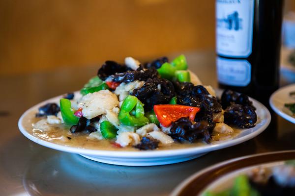 【自由鸟】上海居家男人做的一桌美味佳肴,色香味俱全_图1-12
