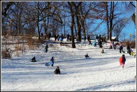 【star8拍攝】小拍小天然滑雪場的滑雪人