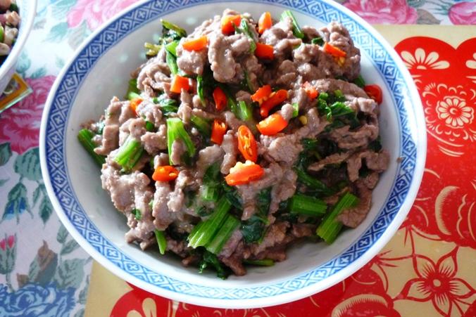 《江南小菜》——薄荷牛肉丝_图1-5