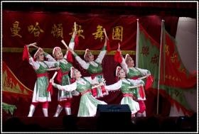 【star8拍攝】联成曼哈顿歌舞团表演賀元旦