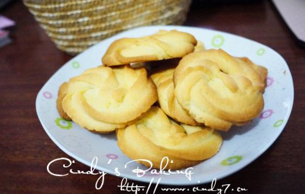 奶油曲奇饼干_图1-1