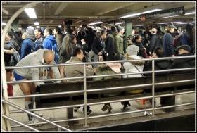 【star8拍攝】2014年第13届纽约地铁脱裤日