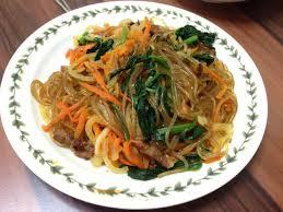 韩式杂菜炒红薯粉_图1-1