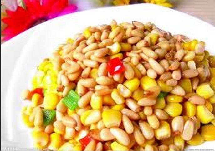 春节要吃的家常菜 松仁玉米_图1-1