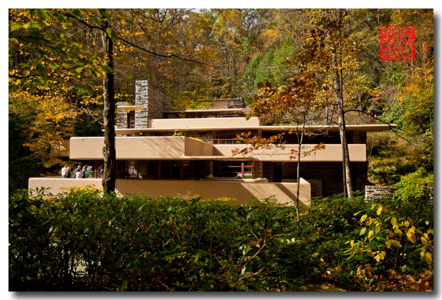 《酒一船》:诗情的建筑-莱特的落水山庄_图1-2