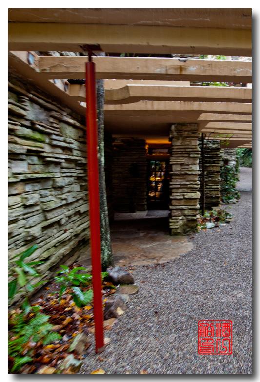 《酒一船》:诗情的建筑-莱特的落水山庄_图1-8