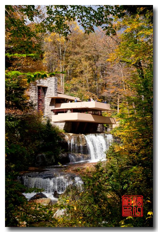 《酒一船》:诗情的建筑-莱特的落水山庄_图1-42