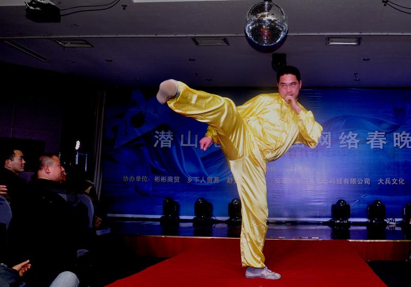 2014年潜山论坛春晚(图片)_图1-14
