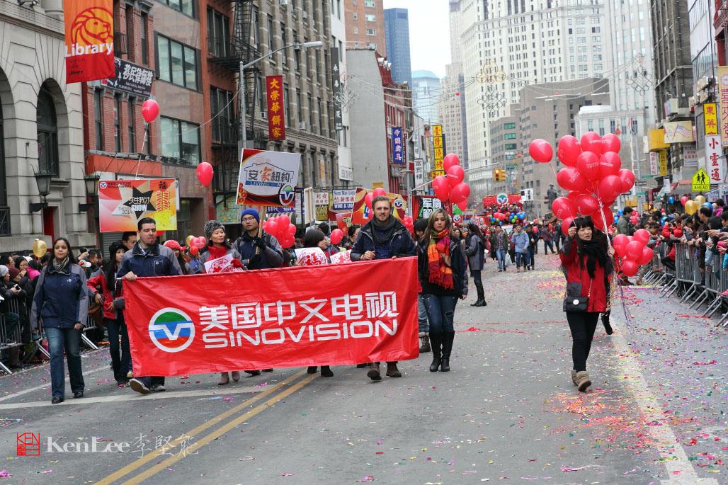 阵容强大的美国中文电视与中文网队伍_图1-5
