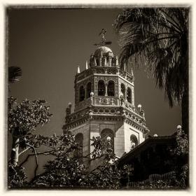 【自由鸟】四十幅照片揭秘赫斯特城堡,走进