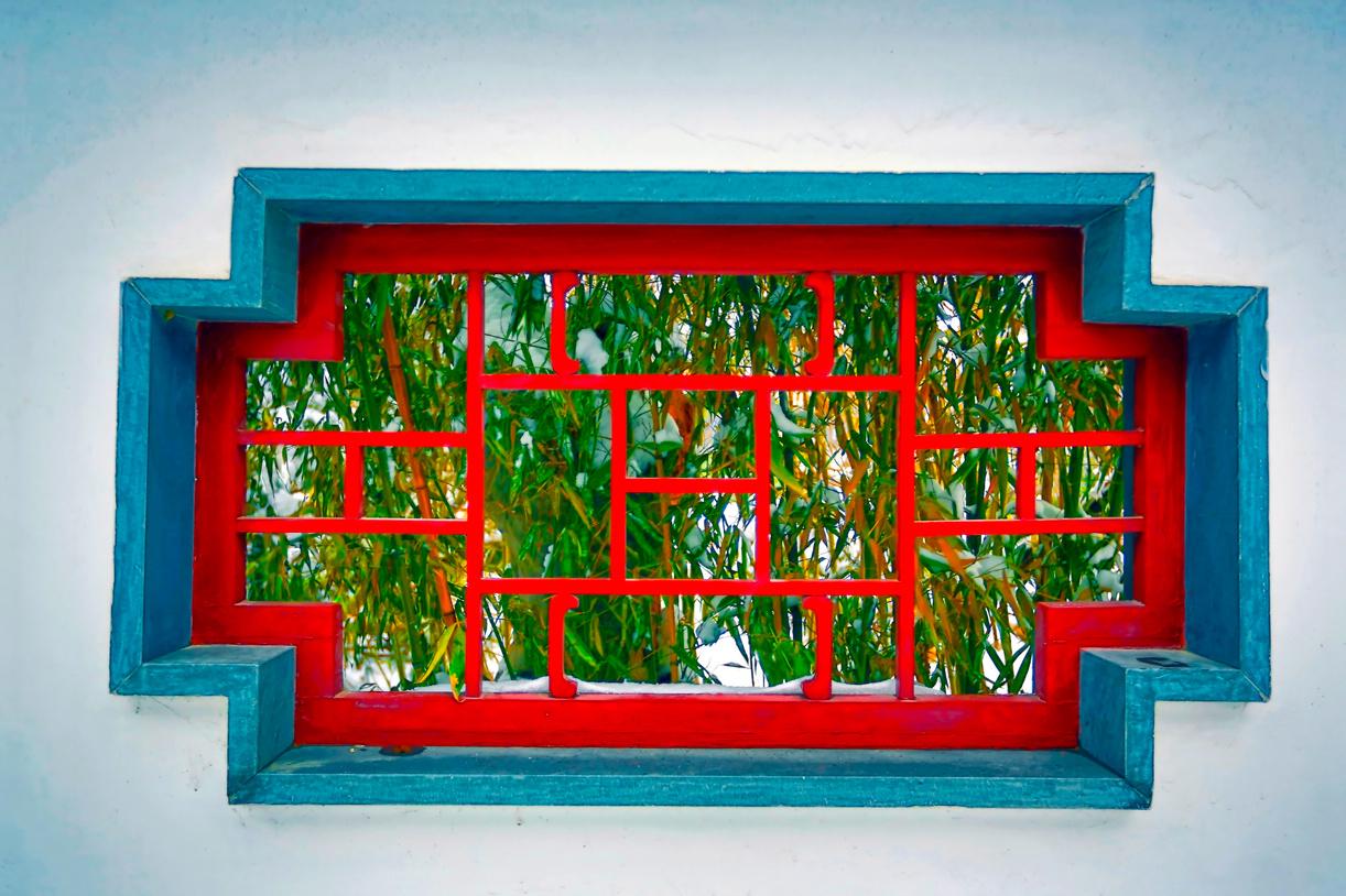 纪念2014年沂蒙大地第一场雪_图1-13