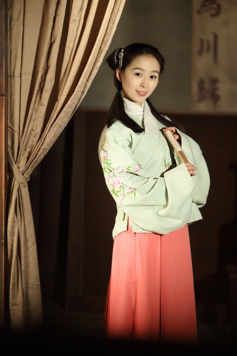 沂蒙女孩的汉服梦_图1-9