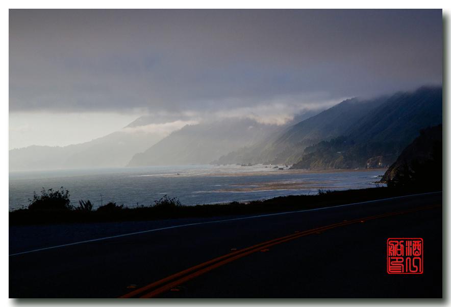 《酒一船》:大苏尔(Big Sur) - 加州最美的海岸线_图2-1