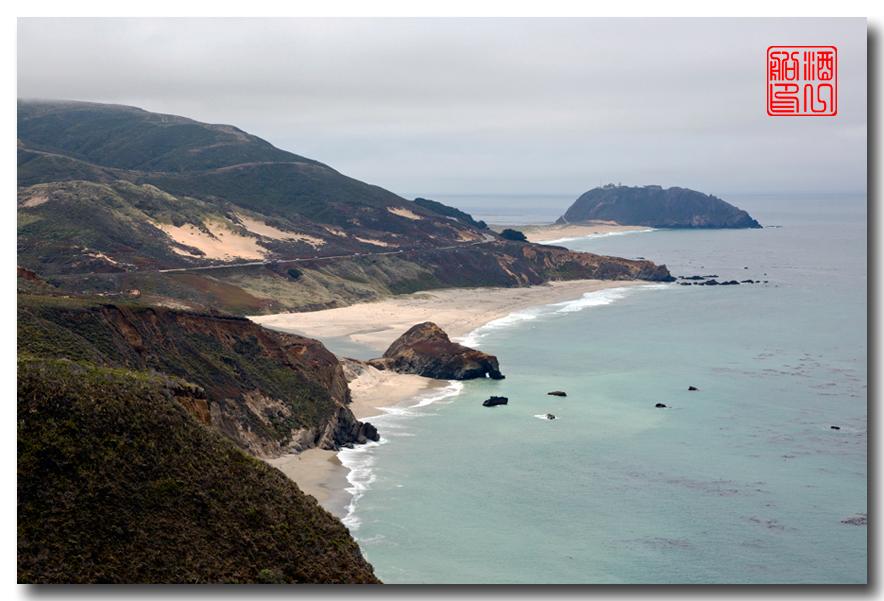 《酒一船》:大苏尔(Big Sur) - 加州最美的海岸线_图2-2