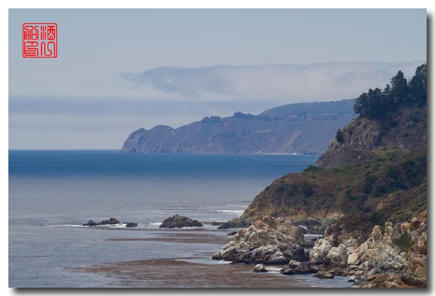《酒一船》:大苏尔(Big Sur) - 加州最美的海岸线_图2-3
