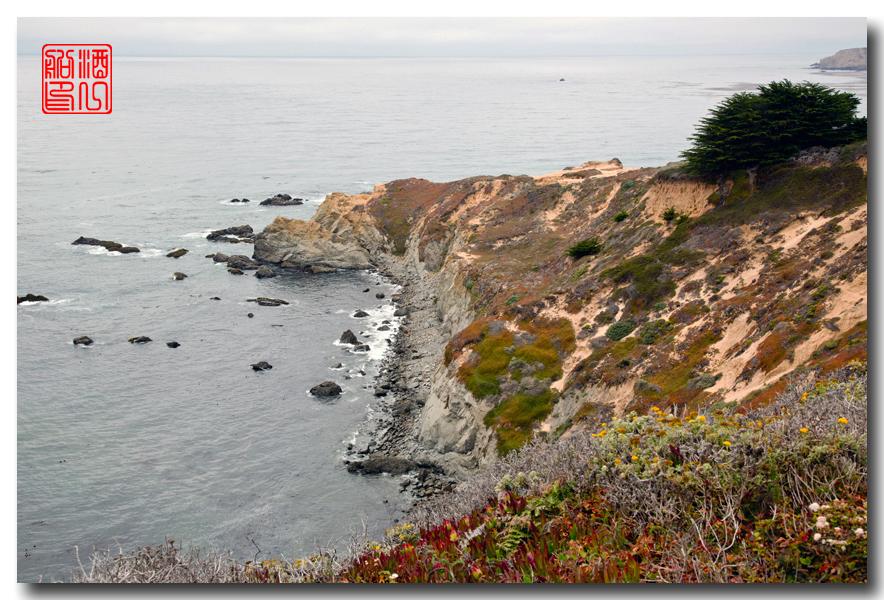 《酒一船》:大苏尔(Big Sur) - 加州最美的海岸线_图2-4