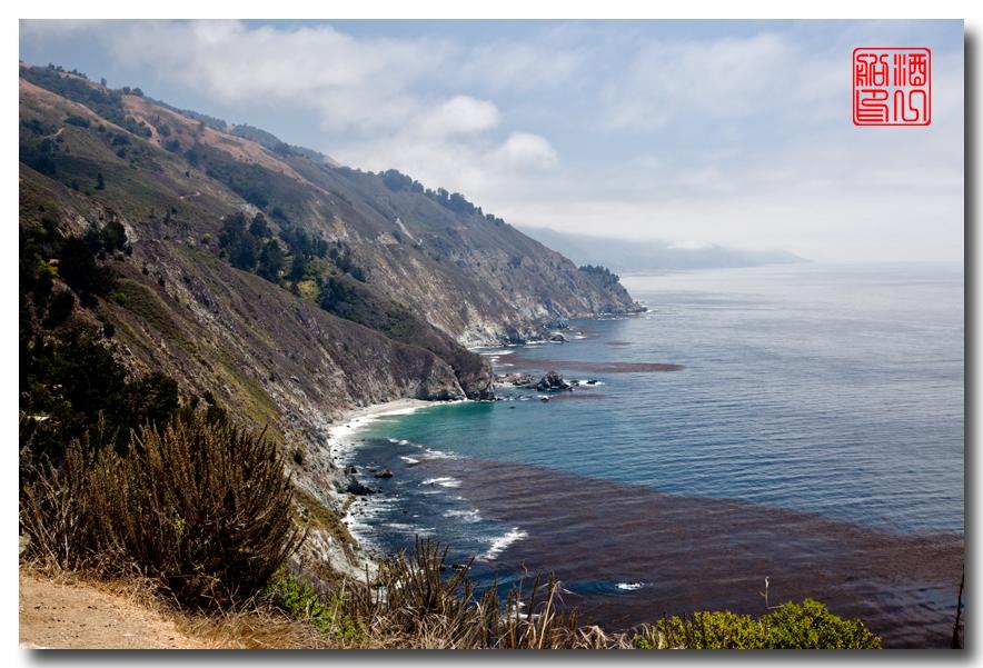 《酒一船》:大苏尔(Big Sur) - 加州最美的海岸线_图2-5