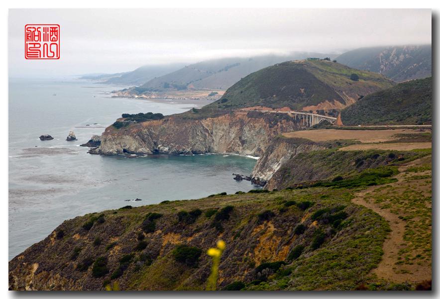 《酒一船》:大苏尔(Big Sur) - 加州最美的海岸线_图2-6